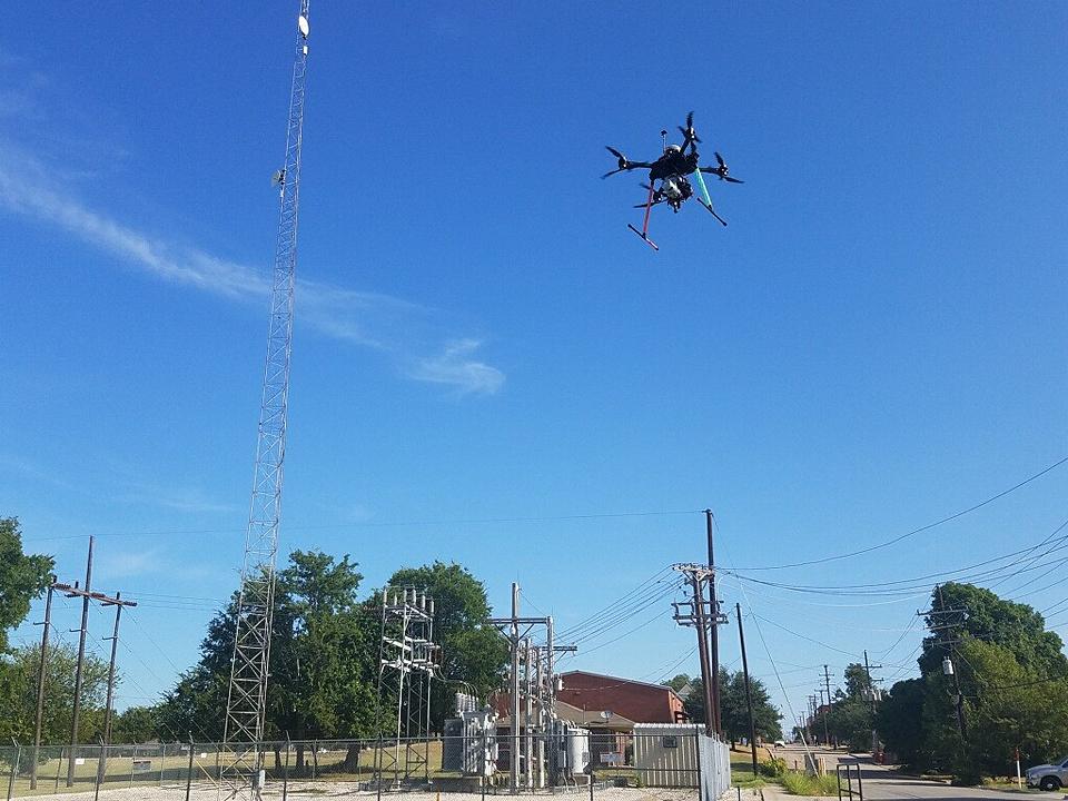McCord UAV drone